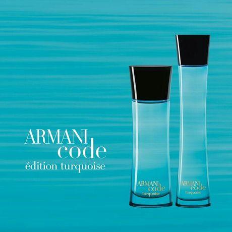 Armani code turquoise муж. Обмен.