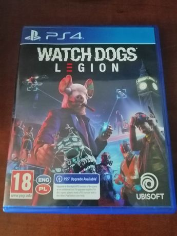 Gra Watch Dogs Legion (PS4)