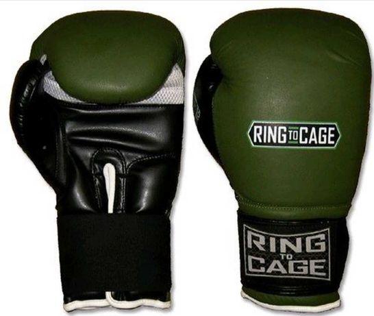 Боксерские перчатки тренировочные.