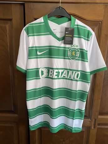 Camisola oficial Sporting 21/22
