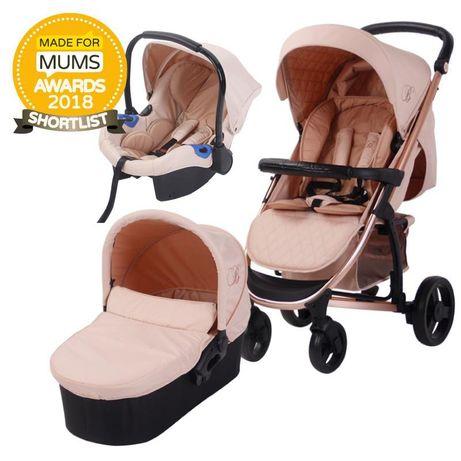 Wózek My Babiie 3w1 Nowy, by Billie Faiers