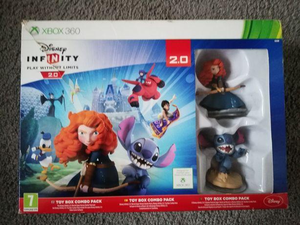 Zestaw Disney Infinity 2.0