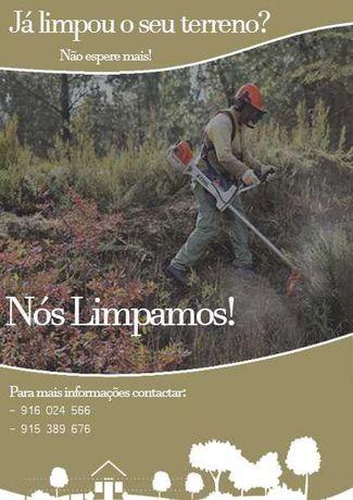 Limpeza de Terrenos - Pombal