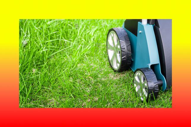 Аэрация и скарификация газона (вычёсывание) в Днепре и области