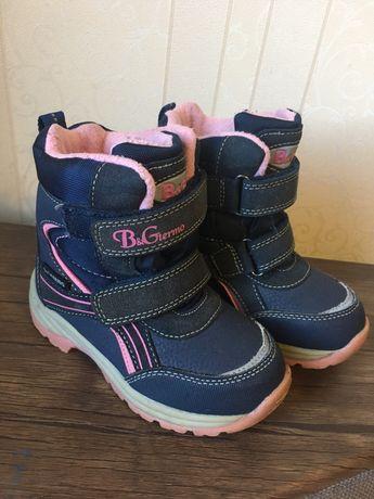 Термоботинки B&G  для девочки