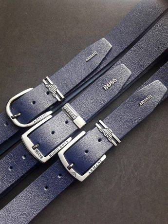 Кожаный ремень, мужской кожаный ремень брендовый кожаный ремень
