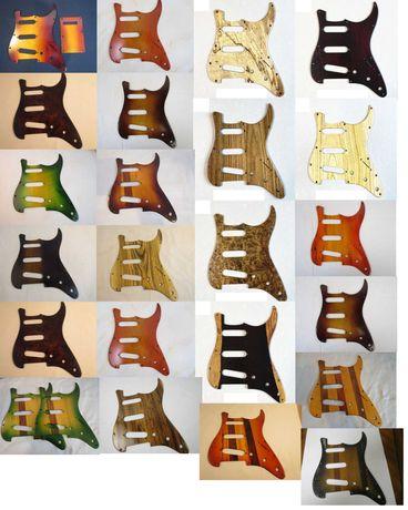 ### Pickguard / maskownica Fender Stratocaster Telecaster PRS ###