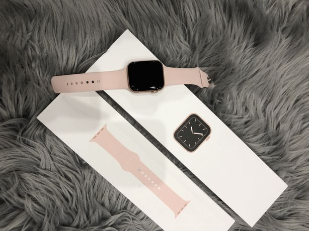 Apple watch 5 44m Rose gold