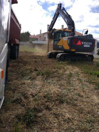 Escavacoes e demolições