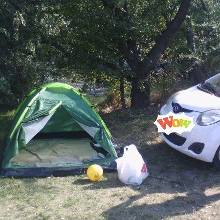 Продам 2-х местную палатку