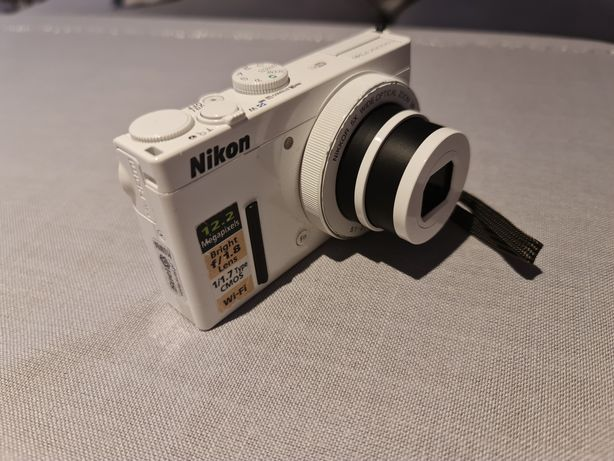Nikon Coolpix P340 aparat fotograficzny
