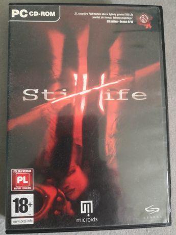 Still life gra PC CD