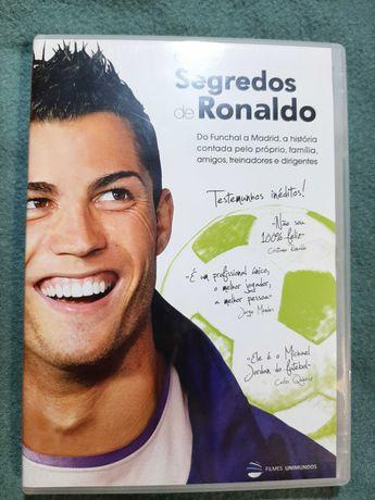 """Filme """"Os Segredos de Ronaldo"""""""