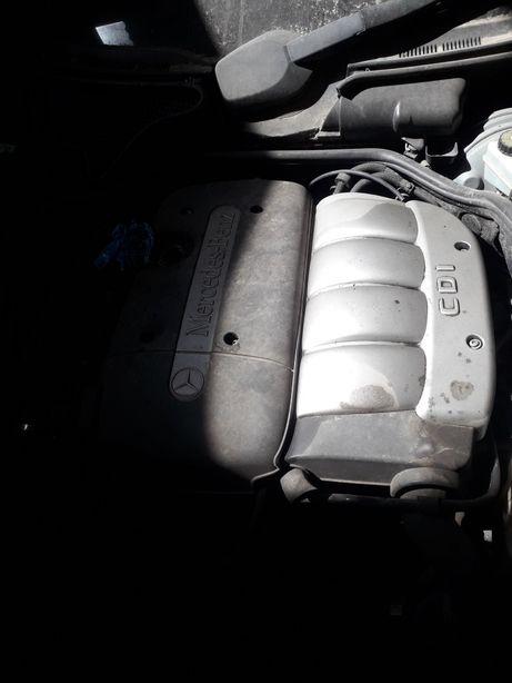 Silnik 2.2 cdti Mercedes w210 lift