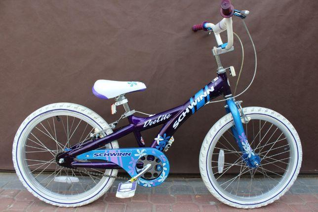 """Piękny Rower Dziecięcy """"SCHWINN"""" Koła 20''"""