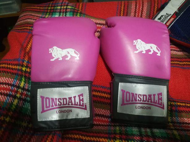Luvas de boxe mulher