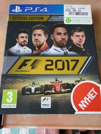 Jogo PC4 formula 1 2017 como novo