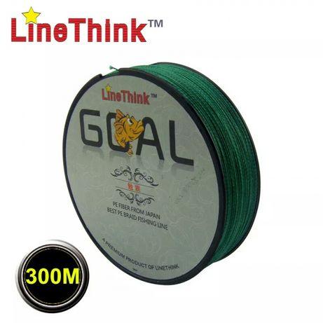 Шнур рыболовный Goal 300м, 500м