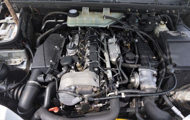 Мотор Двигатель 2.7 Mercedes ML 163 Мерседес МЛ Спринтер Разборка