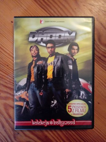 Kolekcja bollywood DVD DHOOM