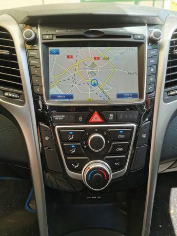 Polskie menu, mapa do nawigacji Hyundai Kia 2020 rok