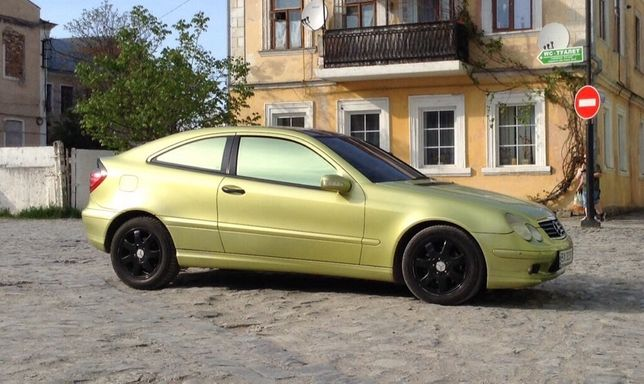 Mercedes-Benz AUTOMATIC Sport-coupe
