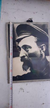 Картіна на металі Дзежинский
