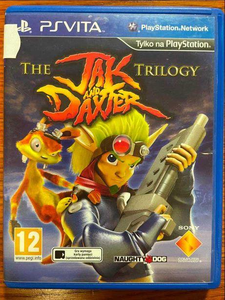 Jak and Jaxter the Trilogy VITA PSP