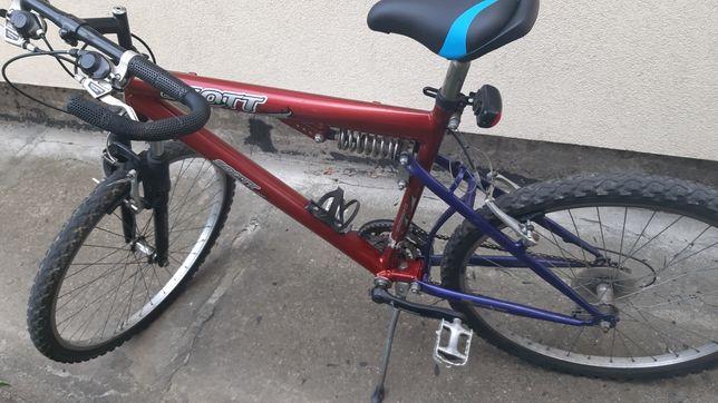 Sprzedam używany rower górski