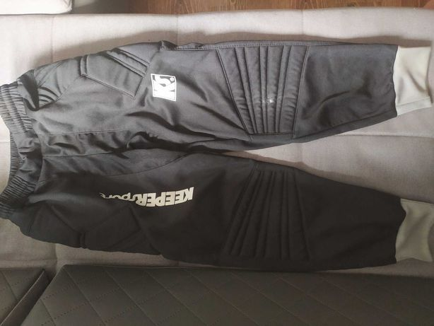 Spodnie bramkarskie XS