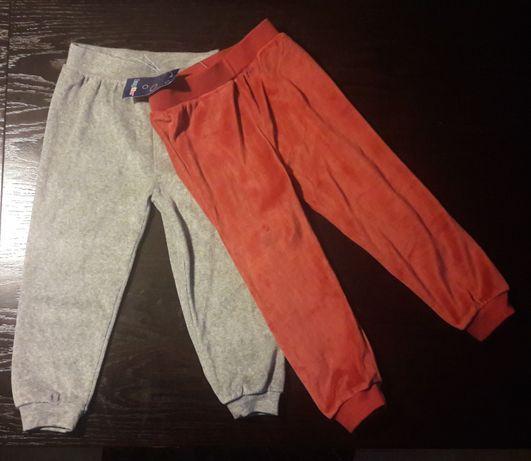 LUPILU spodnie dresowe r.86/92