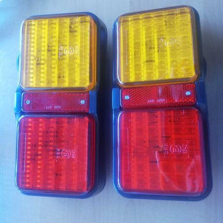 Farolins LED para reboques de moto de água ou barco com IP67