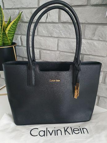 Calvin Klein torebka czarna
