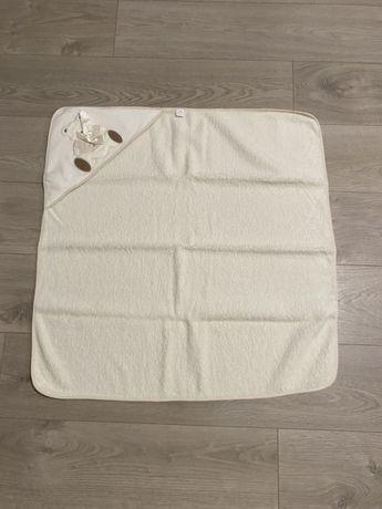 Vendo toalha de banho com capuz, 80cm por 80cm