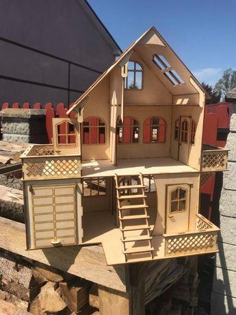 Domek dla Lalek drewniany piekny zamówienie