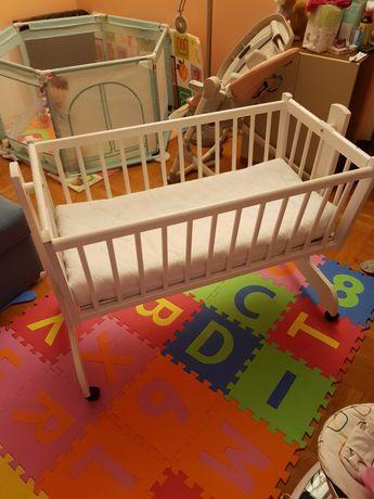 Loźeczko dla niemowlaka