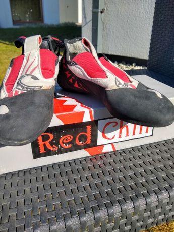 Butki wspinaczkowe baletki Red Chili Nacho Slipper 38