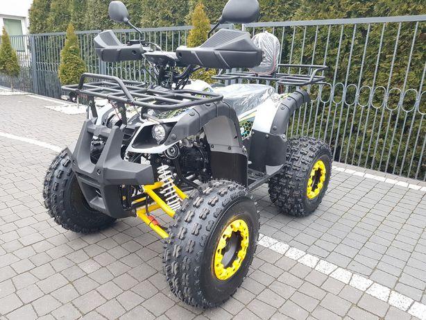 "Quad XTR PHYTON PRO 8"" 125cm3 2021 r"
