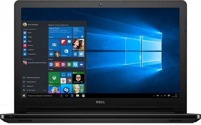 DELL Inspiron 5559 Black / Core I5 / HDD 500GB / 16GB ОЗУ