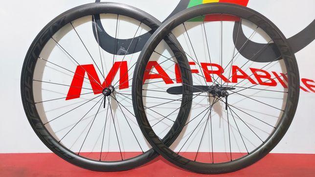 Rodas Speedsix carbono 38mm