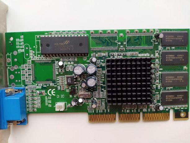 Видеокарта InnoVision TNT2 PRO 32Mb AGP VGA