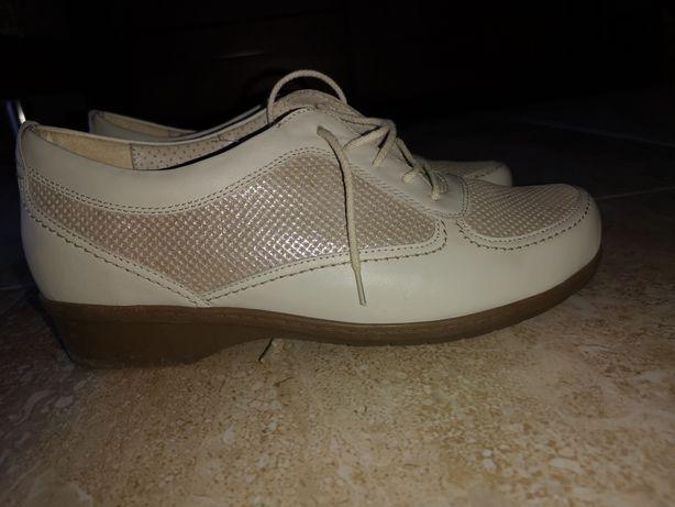 Buty damskie Marki ARA rozmiar 8 wkładka 27.5cm roz 42 skóra