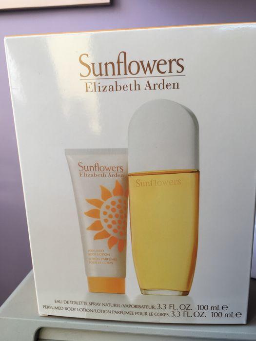 Sunflower Elizabeth Arden perfumy plus gratis balsam - nowe Kraków - image 1