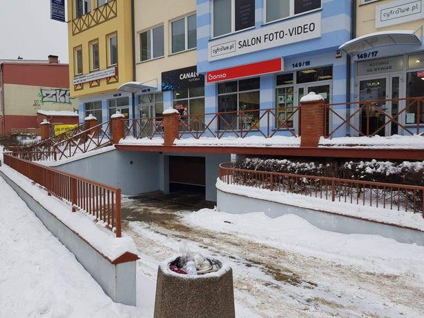 Miejsce parkingowe w kameralnej hali garażowej Gdańsk ul.Kartuska 149