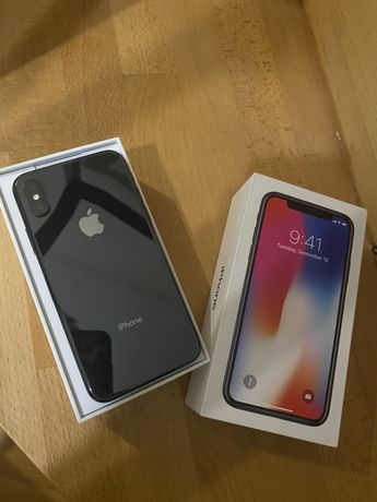 Iphone X 256 Space Gray Neverlock Айфон 10