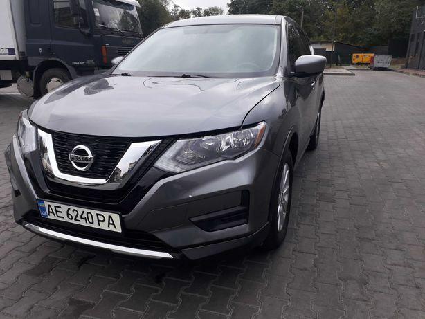Nissan Rogue 2017г AWD