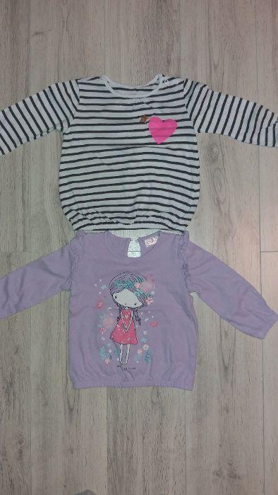 Ubranka dla dziewczynki r. 80 Białystok - image 1