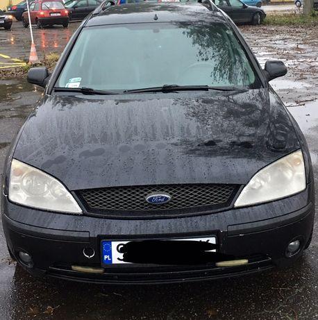 Ford Mondeo 2001 # 1.8+Gaz do 2022 Bogata wersja GHIA Oc-09.2021 Tani