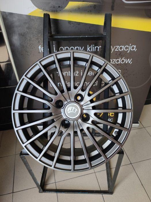 Felgi Aluminiowe ATT 530G 16'' NOWE!!! 4x108 Citroen, Peugot, Ford Kozy - image 1