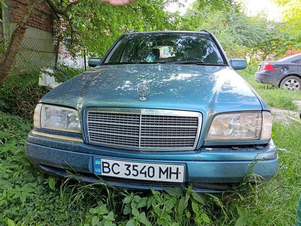Мерседес с200 1996